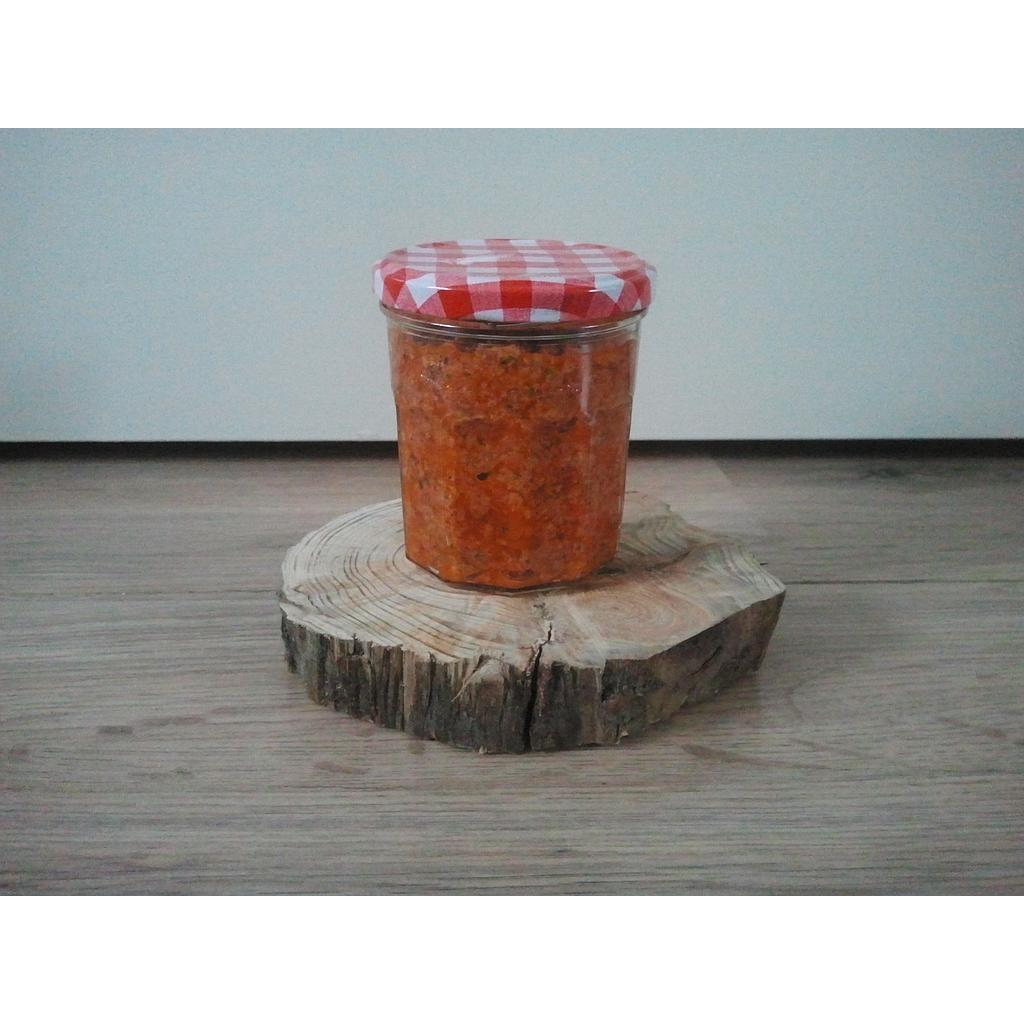 Sundried tomatoes pesto