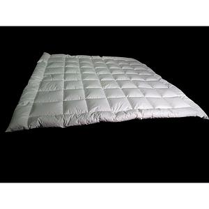 100% Pure white Hungarian goose down comforter