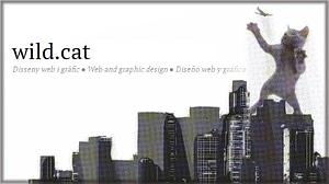 Wild.cat (Web & eBook Design)